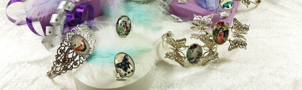 bijoux féeriques crealyd17